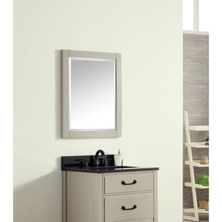 Avanity 28 inch Mirror Cabinet for Delano / Kent in Taupe Glaze Finish