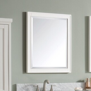 Avanity Madison 24-inch Mirror in White Finish