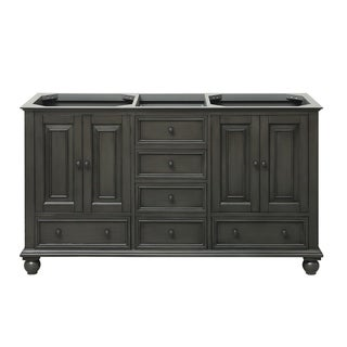 Avanity Thompson 60-inch Double Sink Vanity Only