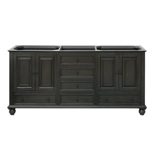 Avanity Thompson 72-inch Double Sink Vanity Only