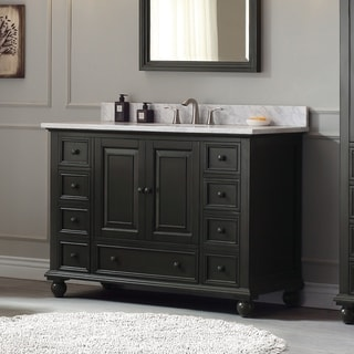 Bathroom Cabinets Black black bathroom vanities - shop the best deals for sep 2017