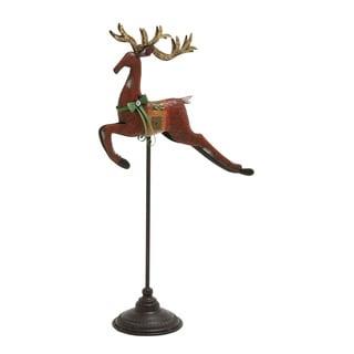 Splendid Metal Reindeer
