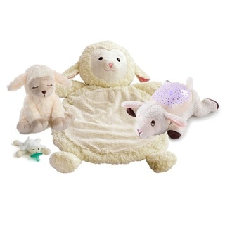 Summer Infant Little Lamb 4-piece Soothe, Sleep and Play Baby's First Year Essentials