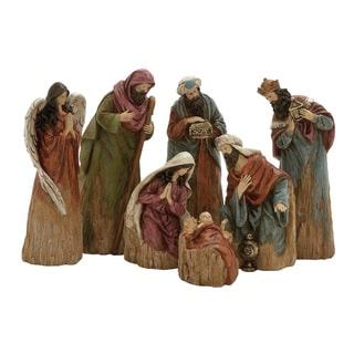Set of 7 Outstanding Nativity