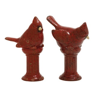 Ceramic Cardinal 2 Assorted