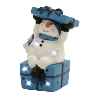 Durable LED Snowman