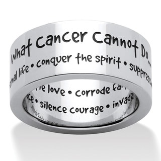 PalmBeach Cancer Awareness Eternity Band Tailored