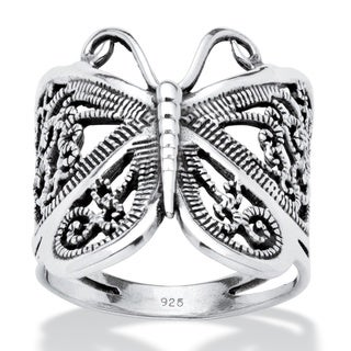 Butterfly Wrap Ring Tailored