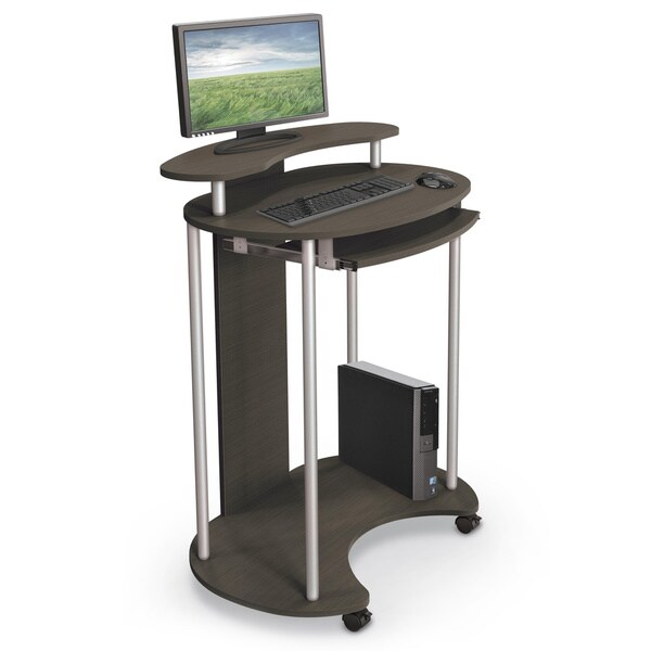 shop up rite standing mobile workstation free shipping today 10951426. Black Bedroom Furniture Sets. Home Design Ideas
