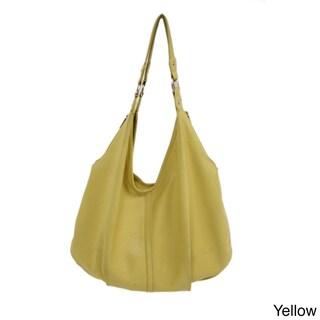 Piel Leather Large Hobo Handbag