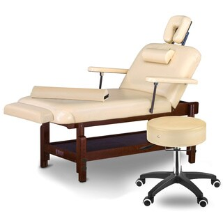 Master Massage 31-inch Samson Stationary LXI with Matching Stool