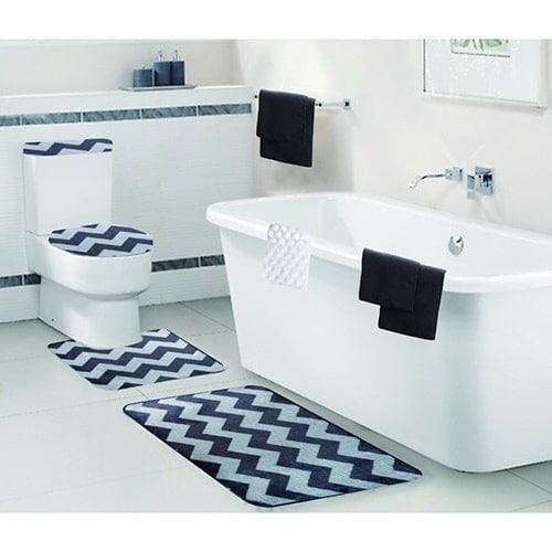 Sienna 9-piece Bath Set