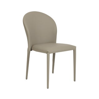 Euro Style Elaine Taupe Side Chair (Set of 4)