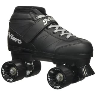 Epic Super Nitro Black Quad Speed Roller Skates|https://ak1.ostkcdn.com/images/products/10951622/P17977824.jpg?impolicy=medium