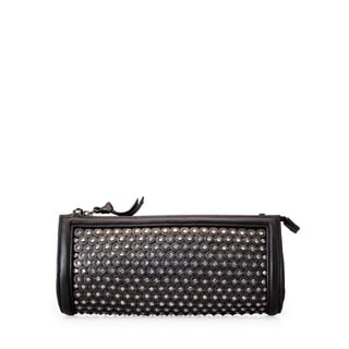 Jasbir Gill JG/SL/CL174 Black Leather Clutch (India)