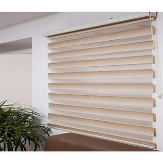 Upscale Designs Sheer Striped Roller Blind