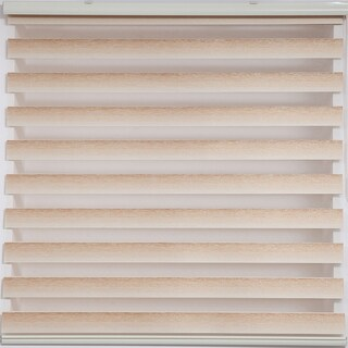 Upscale Designs Sheer Striped Roller Blind (More options available)