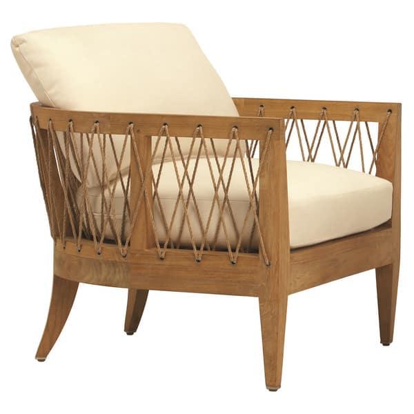 Prime Shop Brown Jordan Marin Wood Outdoor Lounge Chair Free Evergreenethics Interior Chair Design Evergreenethicsorg