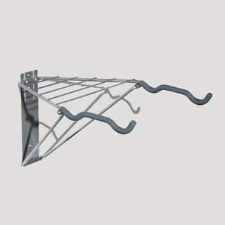 Pablo 2-bike Rack with Shelf|https://ak1.ostkcdn.com/images/products/10951688/P17977882.jpg?impolicy=medium