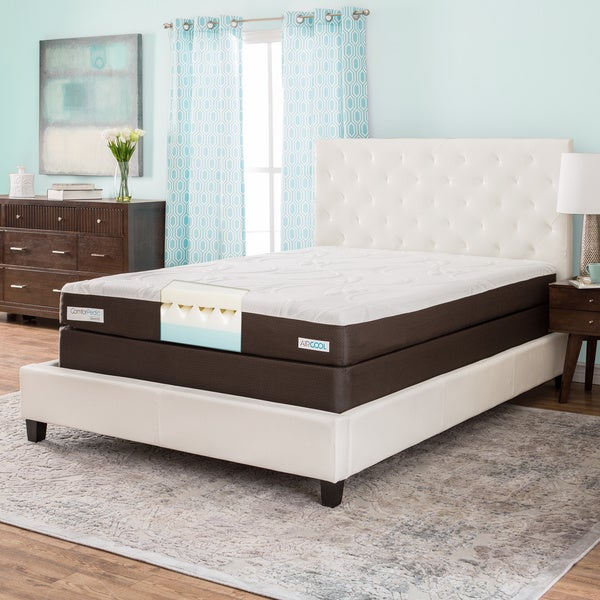 Shop Comforpedic From Beautyrest 8 Inch Twin Size Memory