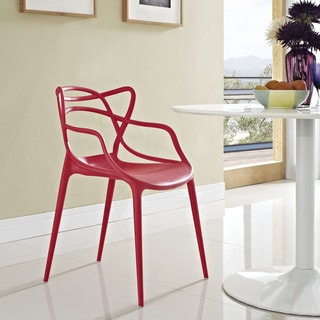 Intertwining Stackable Dining Chair 16910913 Overstock
