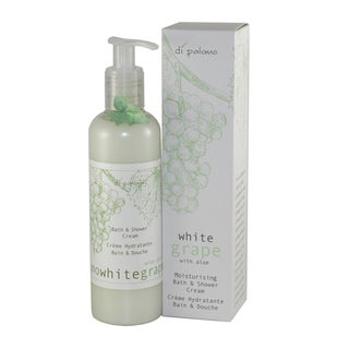 Di Palomo White Grape with Aloe Women's 8.4-ounce Moisturising Bath and Shower Cream