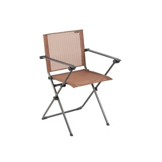 Lafuma Anytime - Titane Steel Folding Armchair