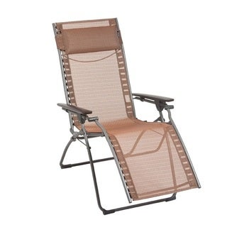 Lafuma Evolution - Zero Gravity Titane Steel Recliner