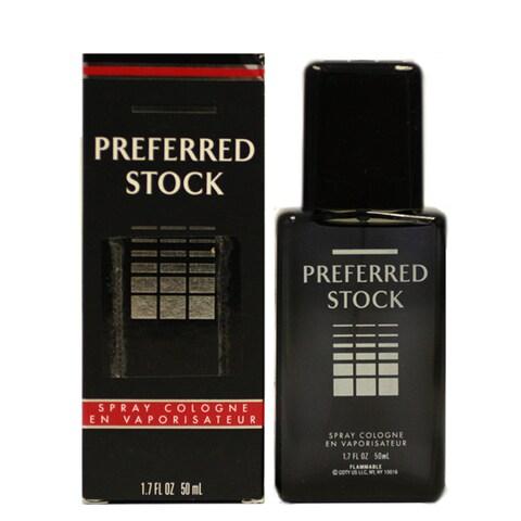 Coty Preferred Stock Men's 1.7-ounce Cologne Spray