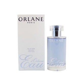 Orlane Eau d'Orlane Women's 3.3-ounce Eau de Toilette Spray (New Packaging)