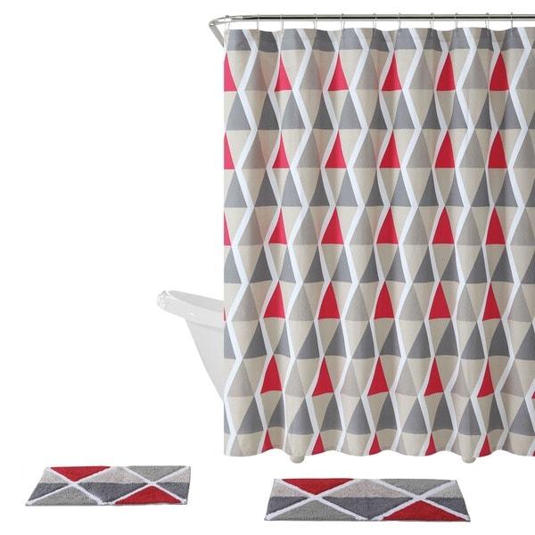VCNY Le Croix 100-percent Cotton 3-Piece Bath Set - 20 x 30