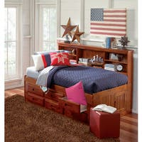 Twin Daybed - 6 Drawer Storage Unit
