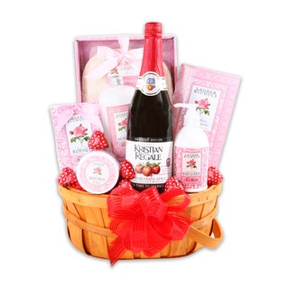 Alder Creek Love and Relaxation Gift Basket