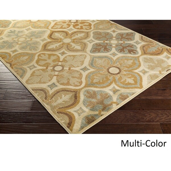 Meticulously Woven Cape Coral Rug (1'10 x 2'11)
