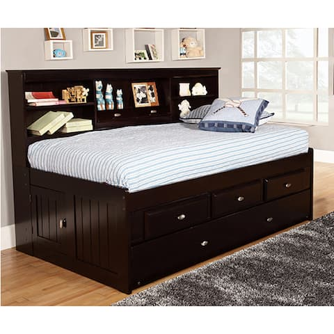 Twin 3-Drawer Daybed and Twin Trundle