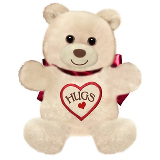 First & Main Valentine's Day Hugsie Bear