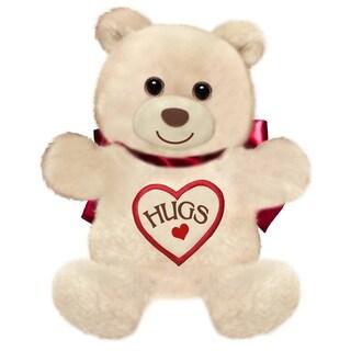 First & Main Valentine's Day Hugsie Bear