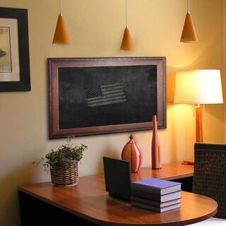 American Made Rayne Timber Estate Blackboard/Chalkboard