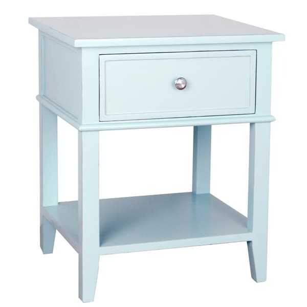 Shop Porthos Home Gina Lacquer End Table Free Shipping Today