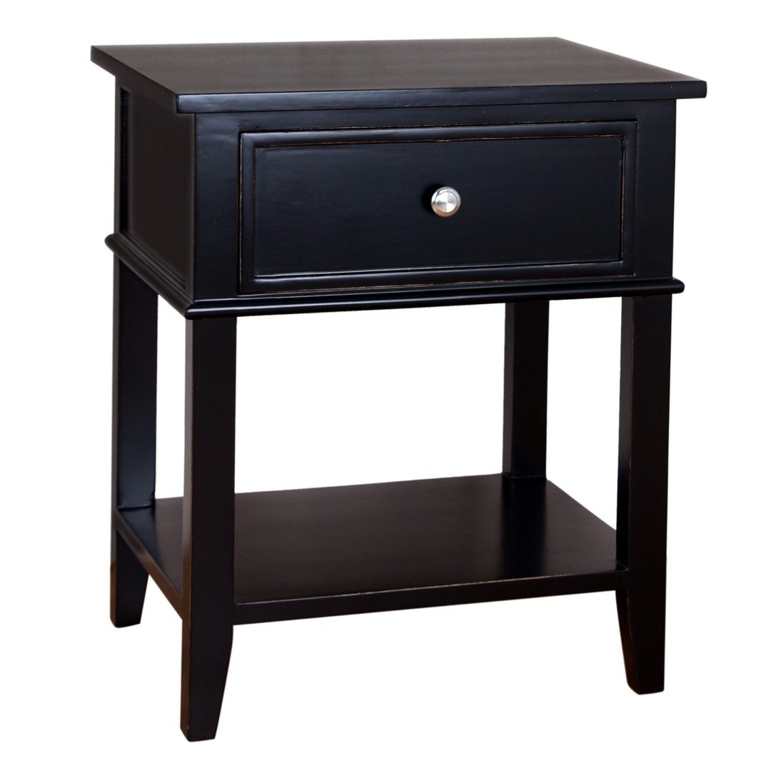Black Nightstands Bedside Tables Online At Our Best Bedroom Furniture Deals