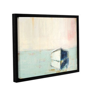 Melissa Lyons's Solitude, Gallery Wrapped Floater-framed Canvas