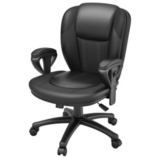 Bonded Leather Manager Chair