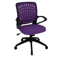Purple Task Chair