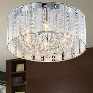 Addison White 16-inch Crystal Flush Mount|https://ak1.ostkcdn.com/images/products/10952978/P17978954.jpg?impolicy=medium