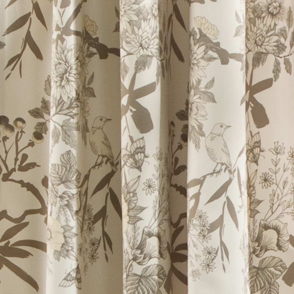 Shop The Gray Barn Dogwood Floral Curtain Panel Pair - 20931365