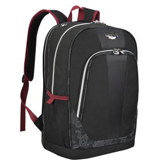 Bret Michaels by Traveler's Choice Classic Road 19-inch Laptop Backpack