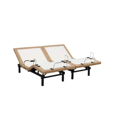 Sleep Zone Z100 Split King Adjustable Base