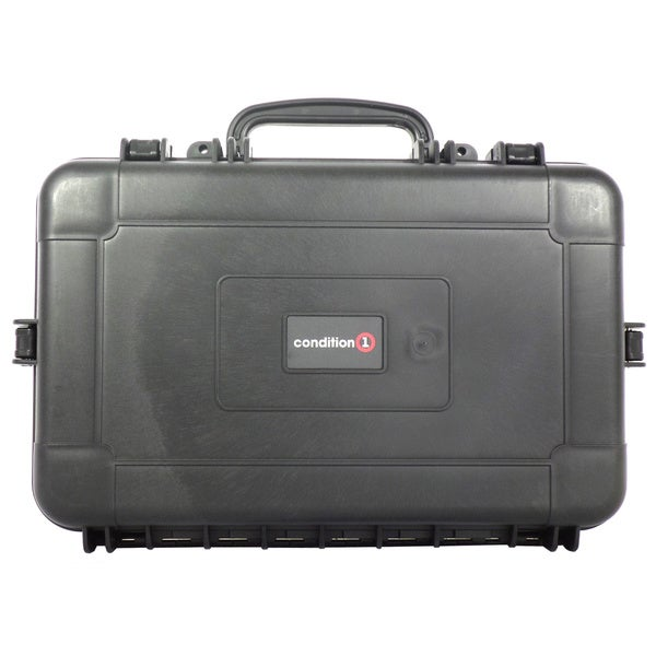 Condition 1 20-inch Large #535 Airtight/ Watertight Protective Case with DIY Customizable Foam