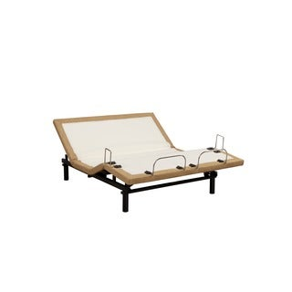Sleep Zone Z200 Adjustable Base Queen, by Sleep Zone