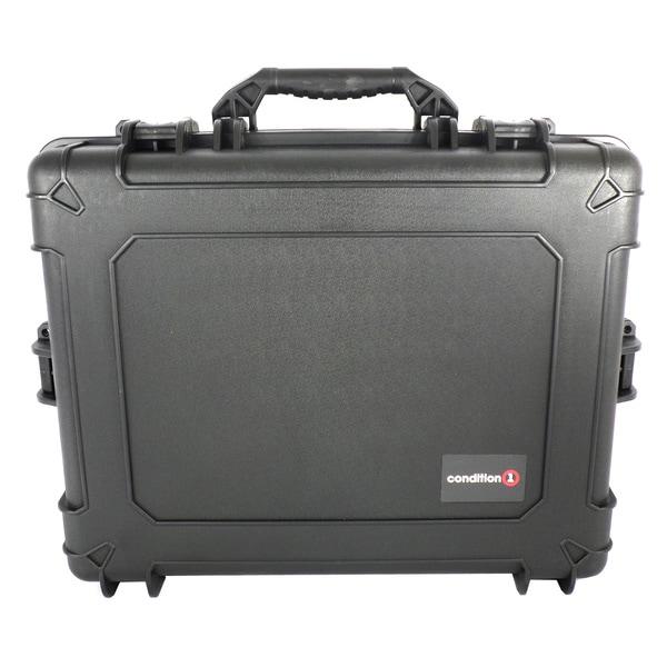 Condition 1 Airtight/ Watertight Case no. 289 with Foam